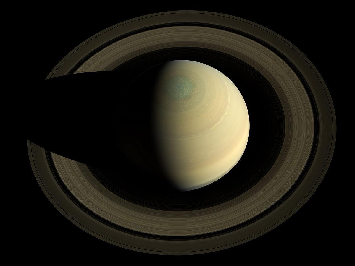Saturn  Wikimedia Commons