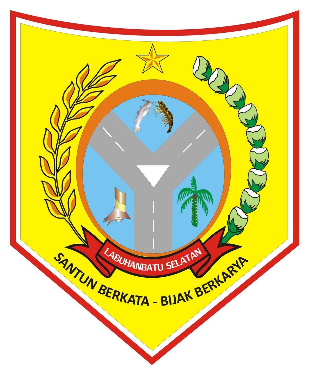 Logo Berkarya Png : berkarya, File:Lambang, Kabupaten, Labuhanbatu, Selatan.jpg, Wikipedia