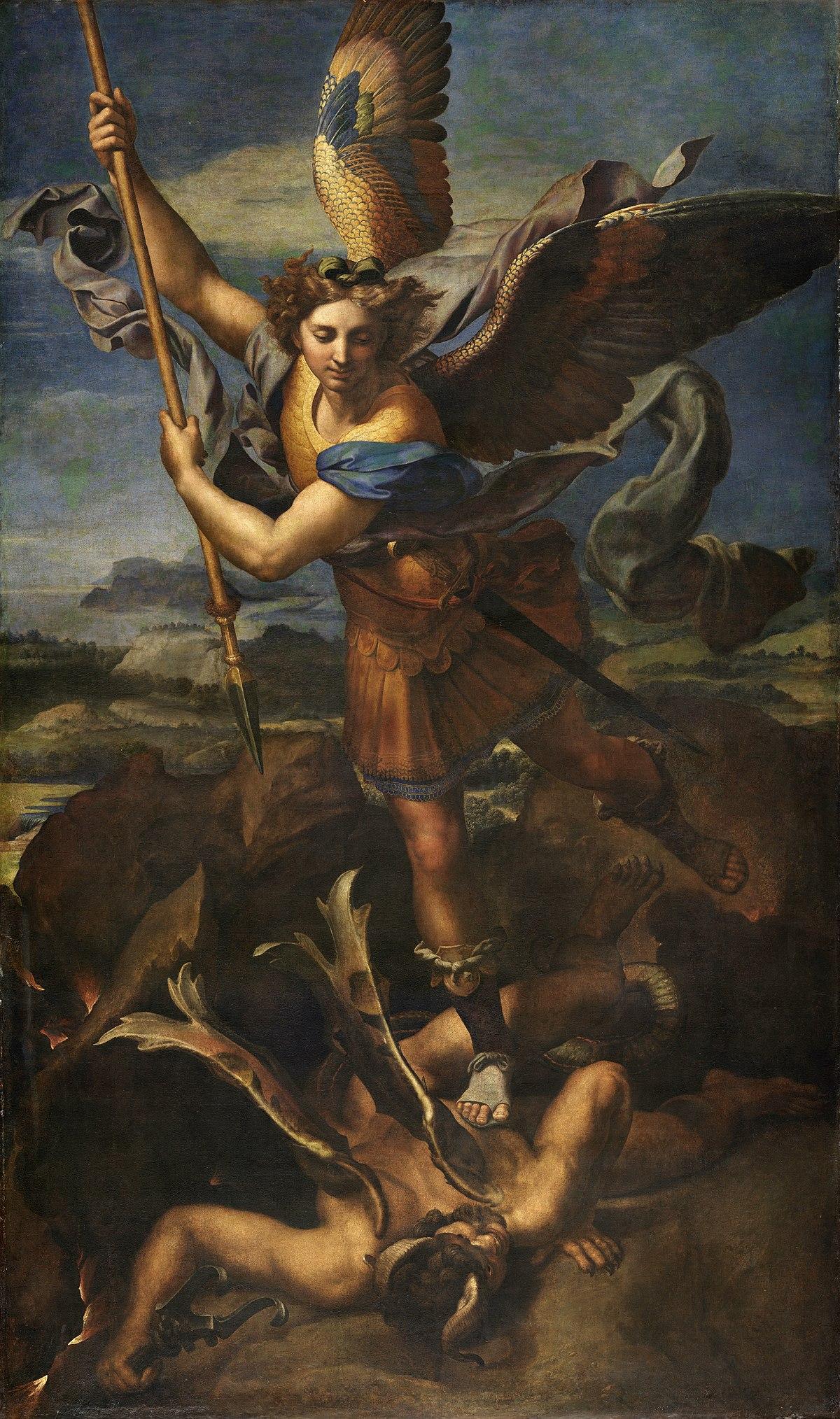 Qu Est Ce Qu Un Archange : archange, Archange, Wikipédia