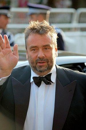 Français : Luc Besson au festival de Cannes