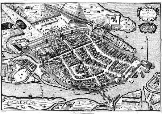 Galway c.1651