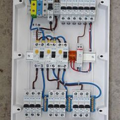 Distribution Board Wiring Diagram Taser Circuit Home Wikipedia