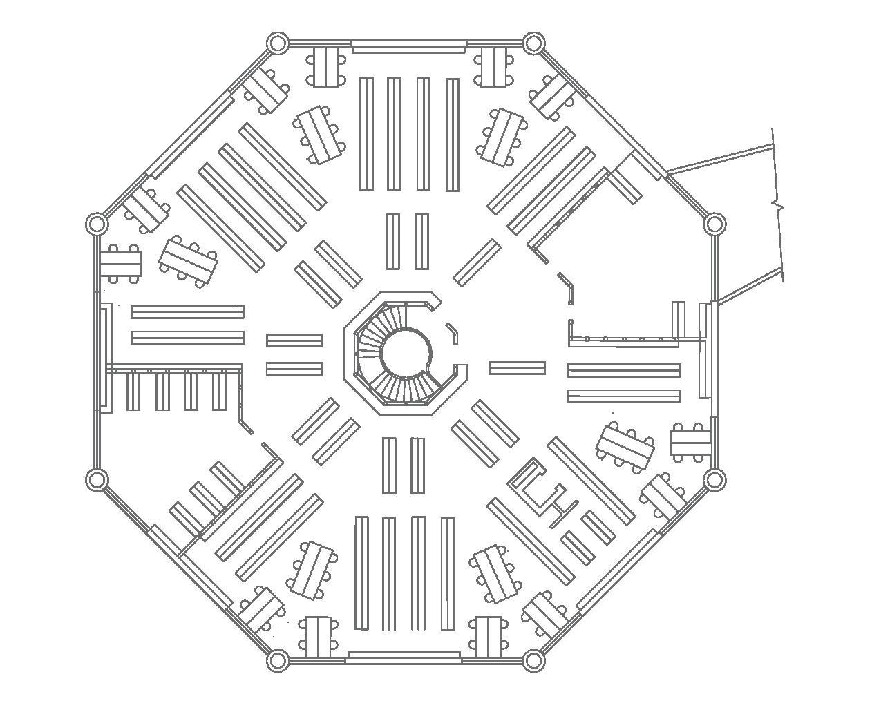File:Plan of MacFarland Library, Ormond College.pdf