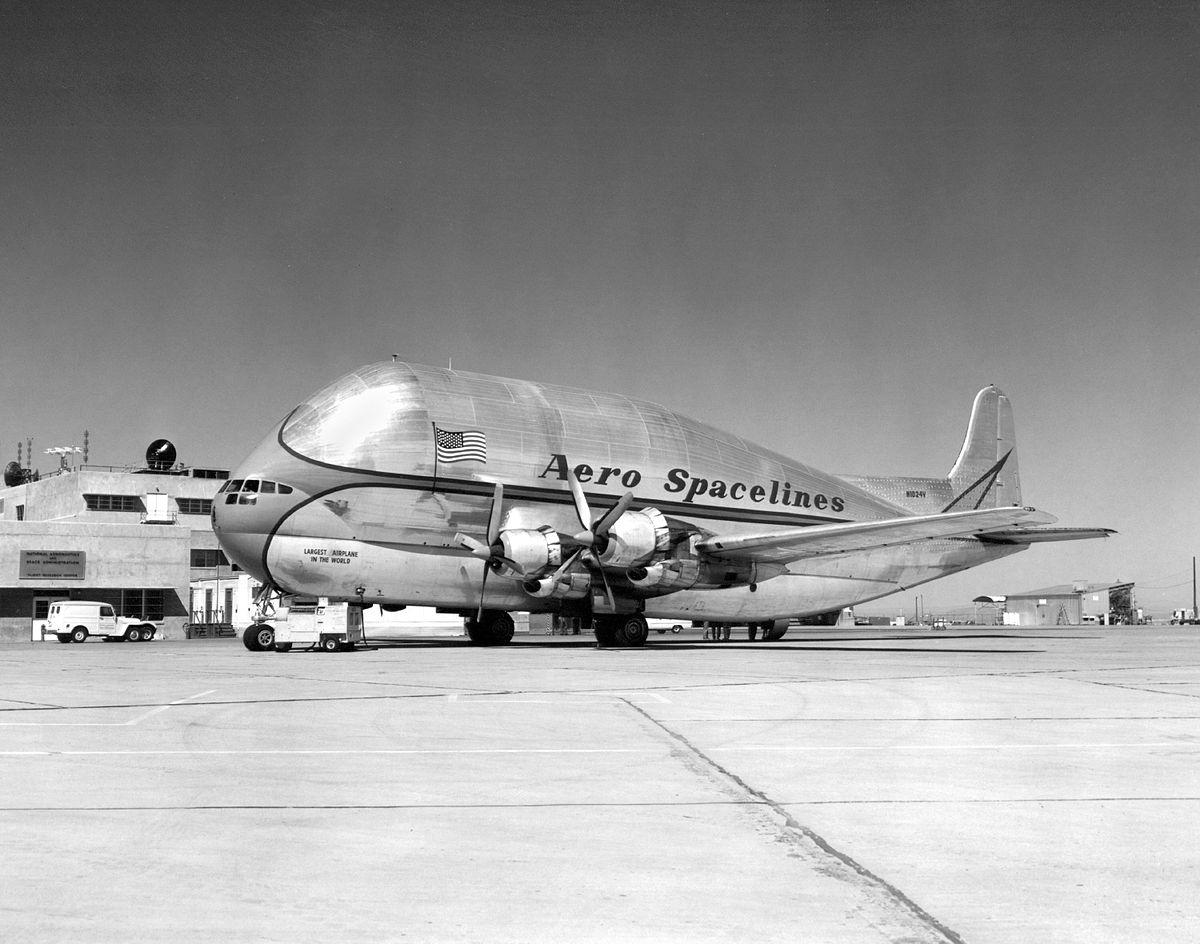 Aero Spacelines Pregnant Guppy Wikipedia Wolna Encyklopedia