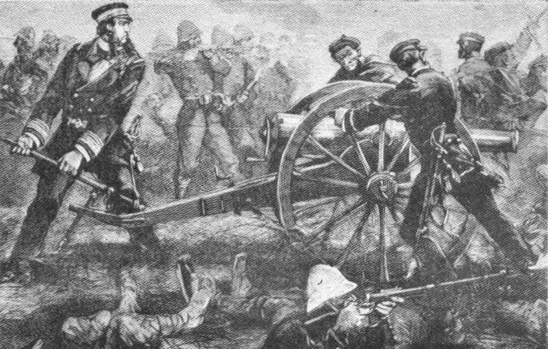 File:Riviere pushing the cannon forward at Sontay.jpg