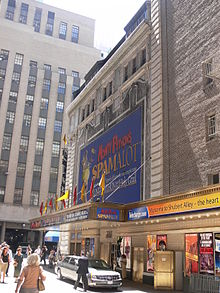 Shubert Theatre New York City  Wikipedia