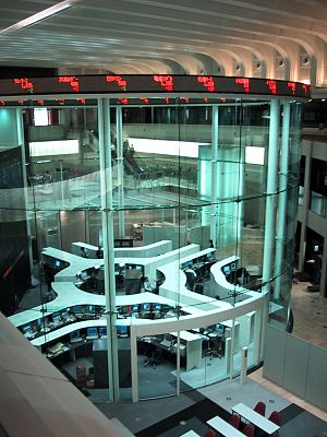 The Tokyo Stock Exchange is the world's second...