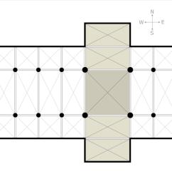 basilica plan diagram [ 1200 x 656 Pixel ]