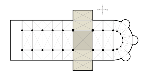 small resolution of basilica plan diagram