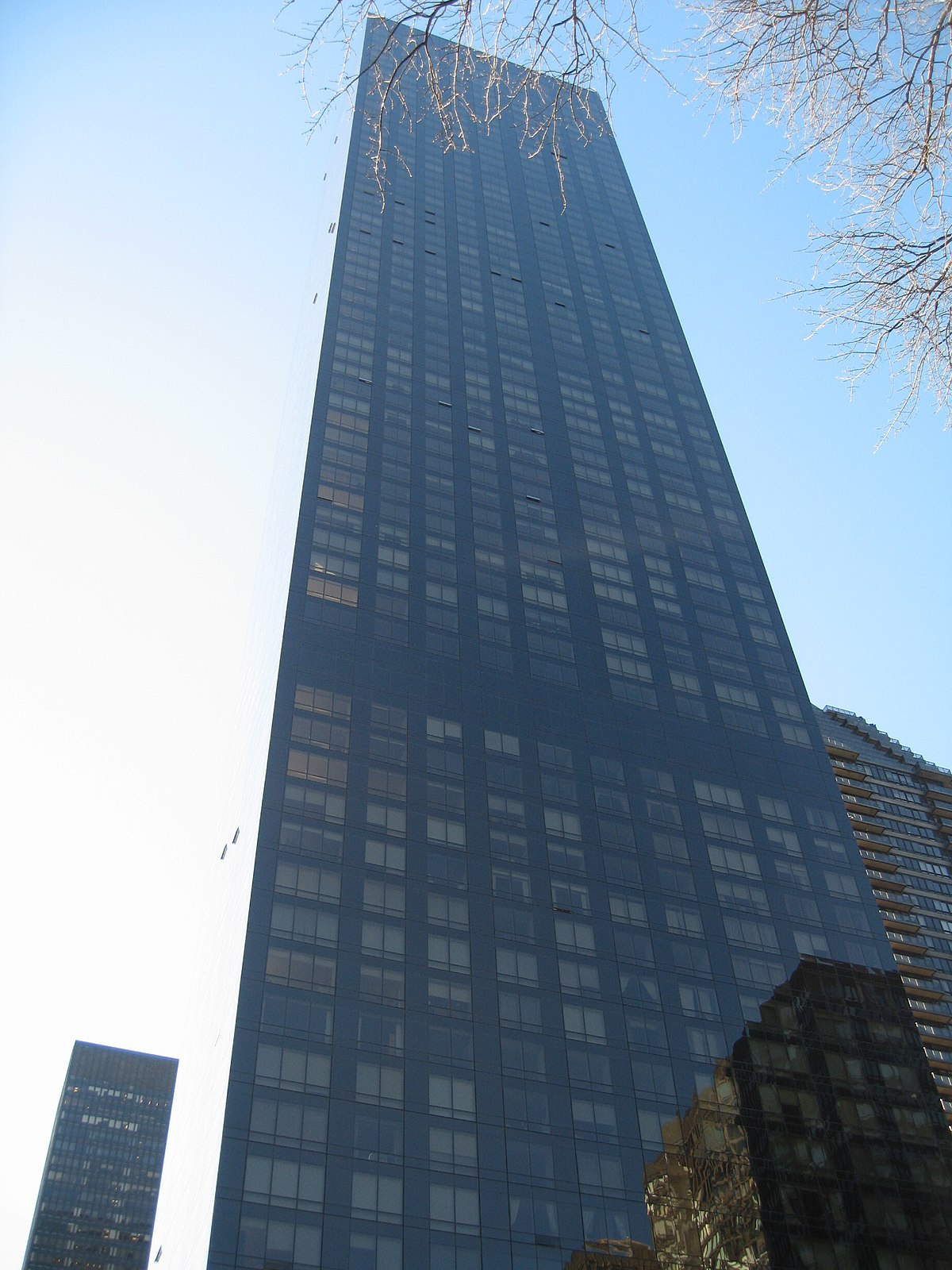 Trump World Tower  Wikipedia