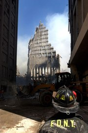 September 13, 2001: A New York City firefighte...