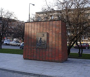 華沙之跪 - 維基百科。自由的百科全書