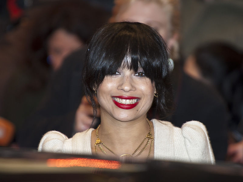 "2011 - Zoë Kravitz at the premiere of her film ""Yelling To The Sky"""