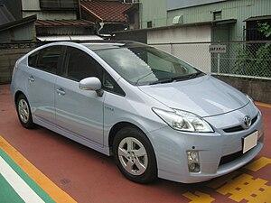 Toyota Prius (ZVW30)