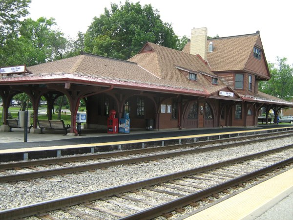 111th Street Morgan Park Metra Station - Wikipedia
