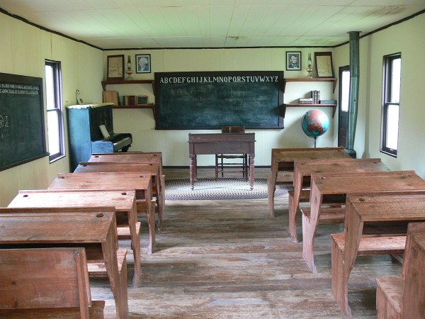 Colonial School Room