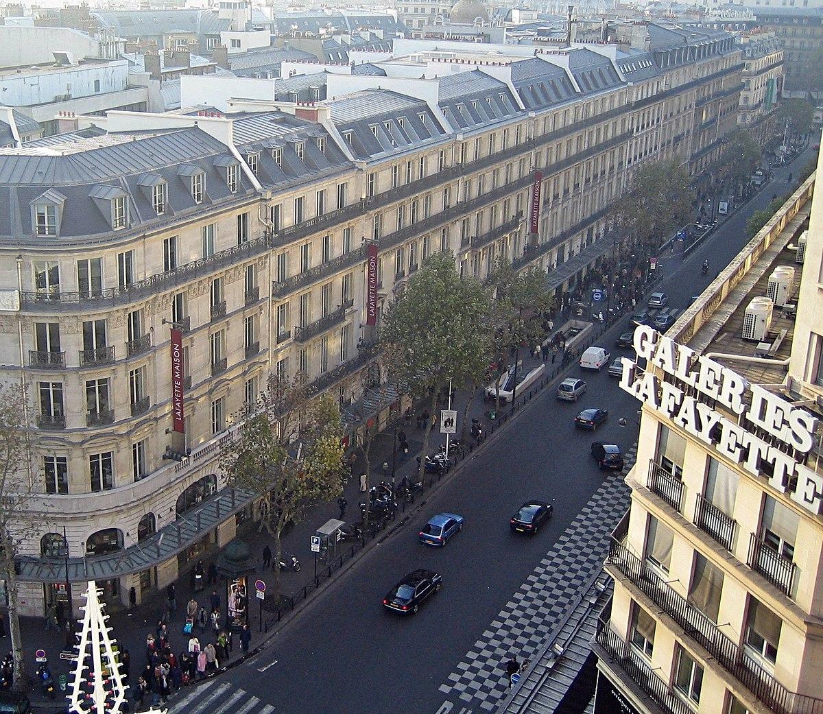Transformations de Paris sous le Second Empire  Wikipdia