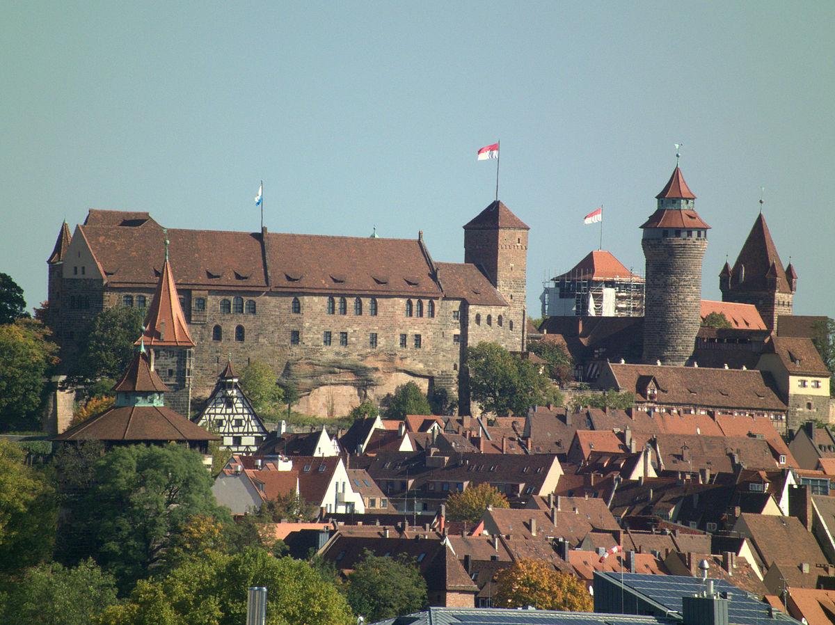 Castello Imperiale di Norimberga Wikipedia