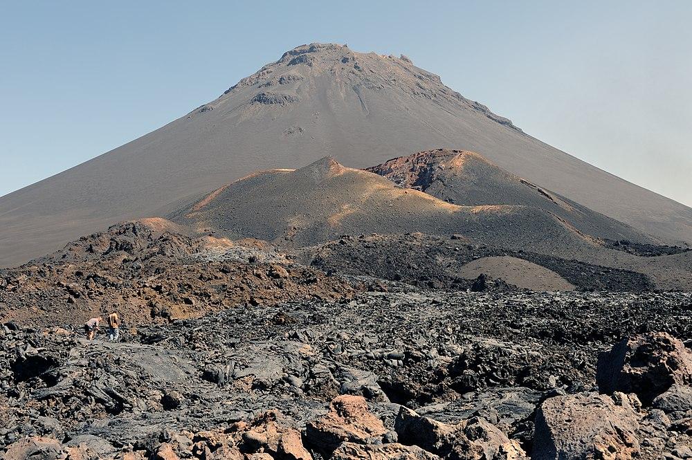 Volcan de Fuego - Vulcão do Fogo - El pico más alto de Cabo Verde