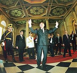Presidencia de Fernando de la Ra  Wikipedia la enciclopedia libre