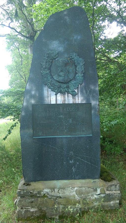 Denkmal Louis Reuß