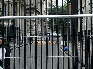 English: Downing Street