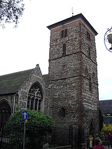 Churches In Colchester Wikipedia