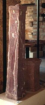 Marmi colorati antichi  Wikipedia