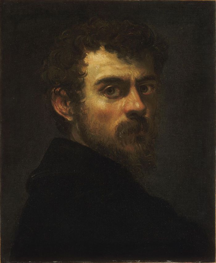 Jacopo Tintoretto - Self-Portrait - WGA22672