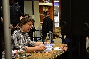 English: Jamie Oliver in Toronto