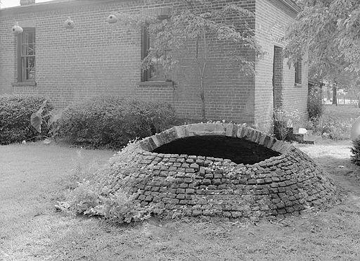 Kenworthy Hall Kitchen and Cistern