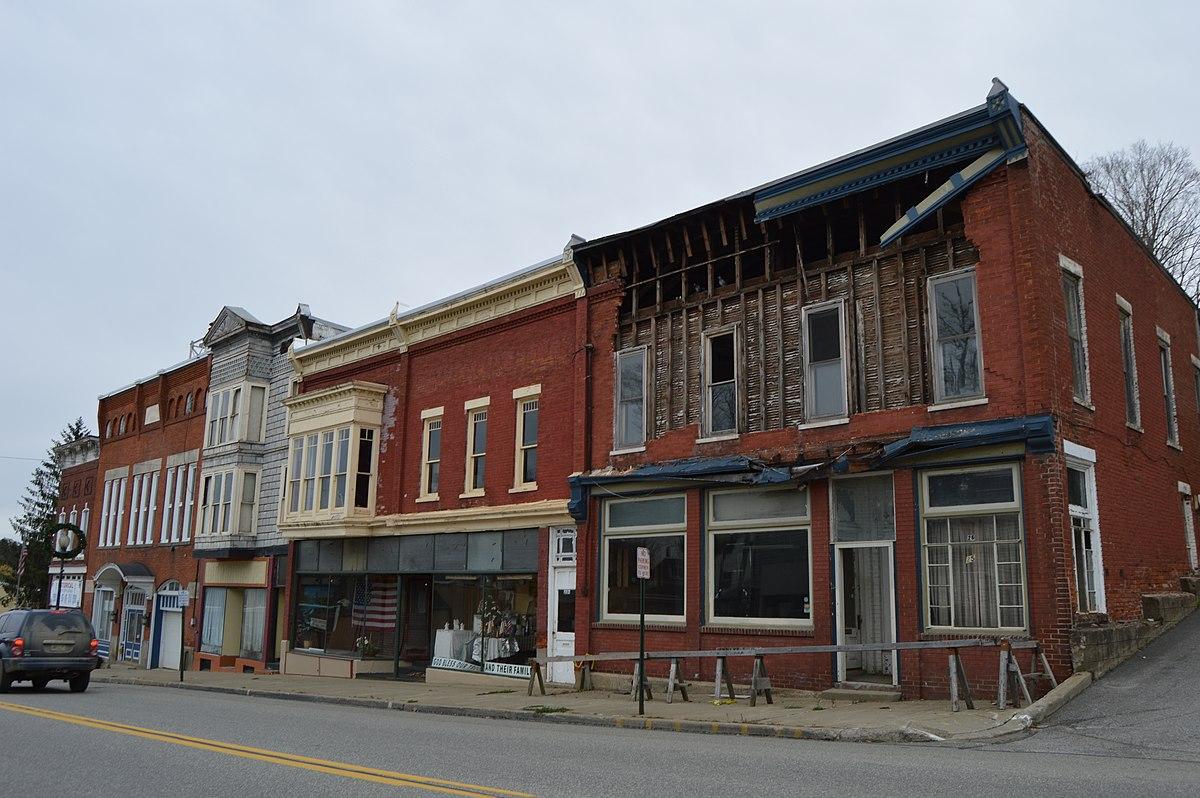 Union City Pennsylvania Wikipedia