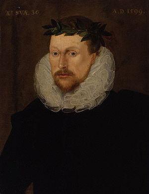 English: Michael Drayton (1563-1631)