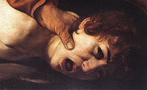 Michelangelo Merisi da Caravaggio - The Sacrif...
