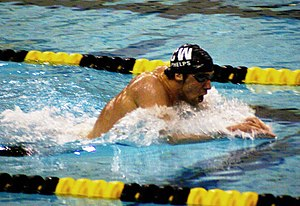 Michael Phelps - Breaststroke Recovery