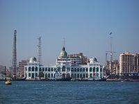 مبنى هيئة قناة السويس