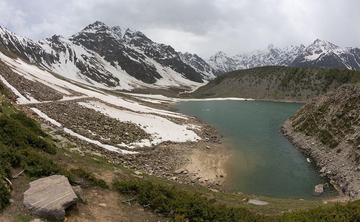 Rama Lake Pakistan  Wikipedia