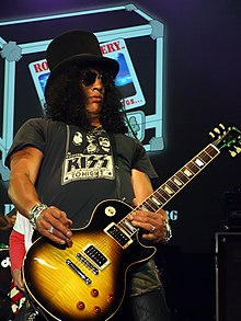 Performe Slash pada 2008