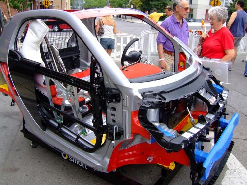 small resolution of file smart car structure jpg