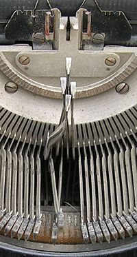 Invention De La Machine à écrire : invention, machine, écrire, Machine, Wikipédia
