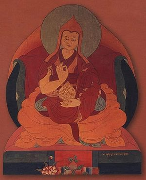 English: The Sixth Dalai Lama, Tsangyang Gyatso
