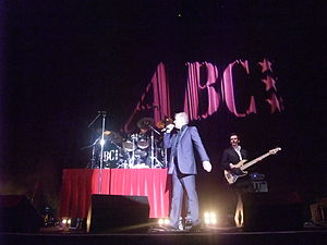 ABC (band) Live on Steel City Tour 2008