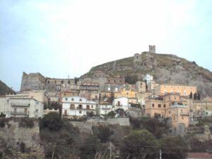 English: Amantea (Cosenza), Calabria, Italy It...