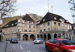 BezirksgerichtBludenz