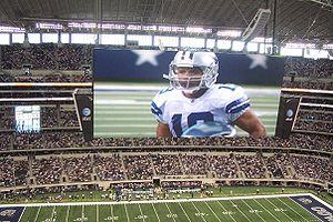 Dallas Cowboys Stadium Video Screen