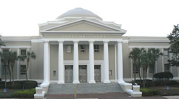 Florida Supreme Court Building, Tallahassee, F...