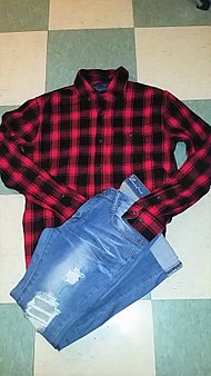 Grunge fashion  Wikipedia