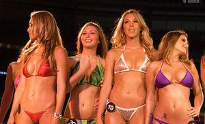 Hooters Bikini Contest. Annual bikini contest ...