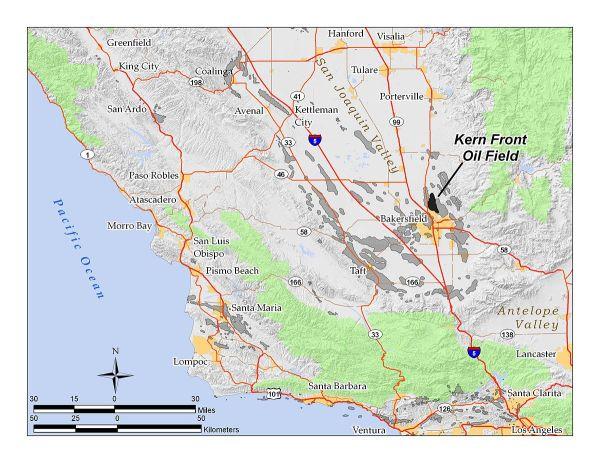 Kern Front Oil Field Wikipedia