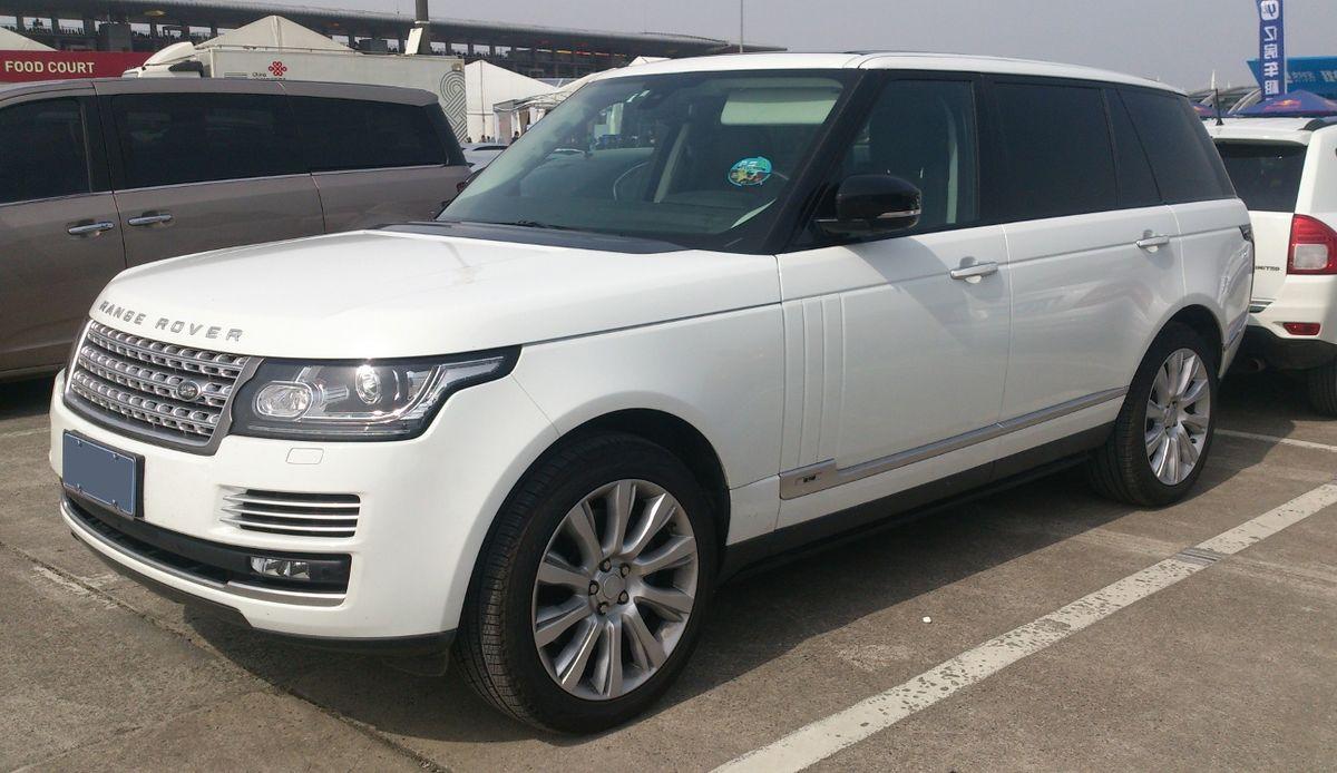 Land Rover Range Rover  Wikipédia, A Enciclopédia Livre